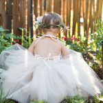 discovering the garden in her tutu | | the love designed life