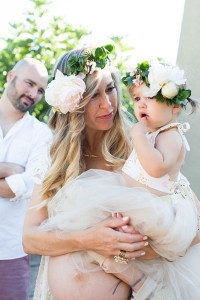 flower mama and babe | | the love designed life