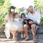 styled family maternity photo session on the farm | the love designed life