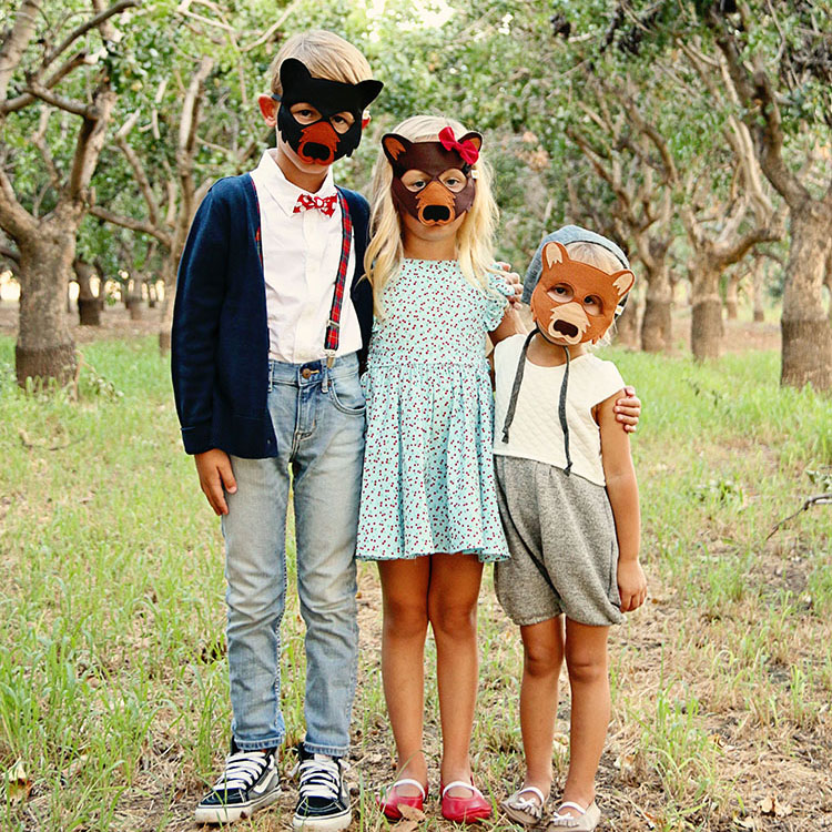 the three bear family with opposite of far | the love designed life