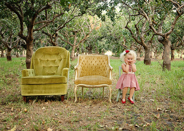 and baby bears chair was just right | opposite of far play mask| the love designed life