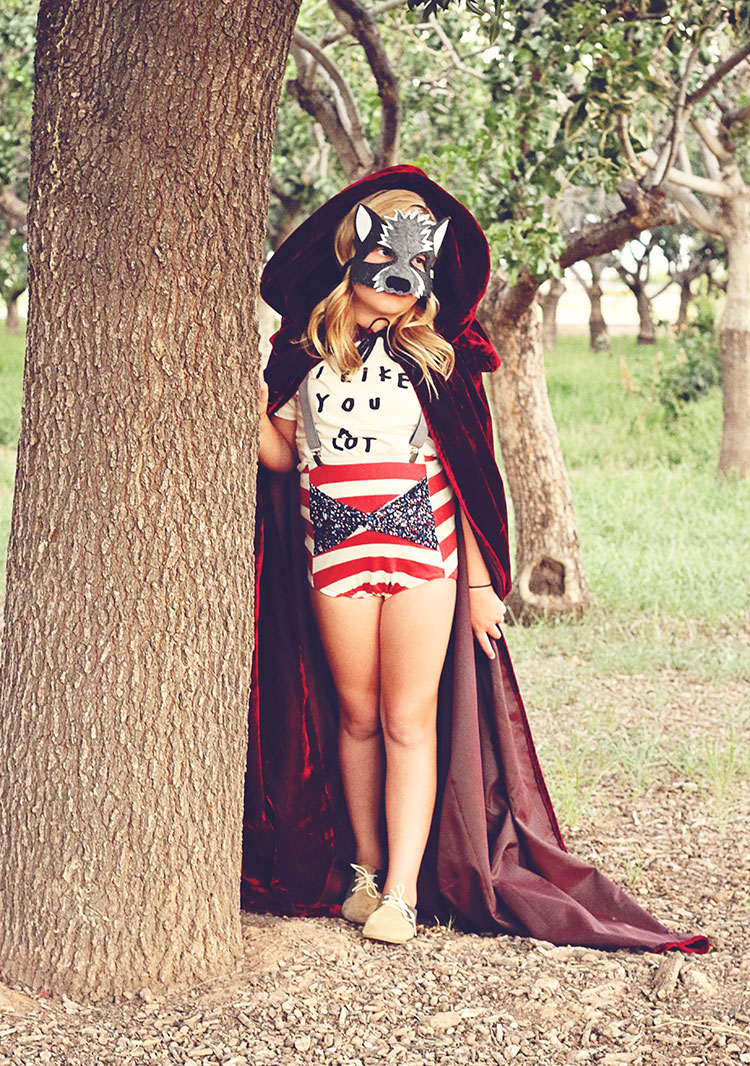 little red riding hood | opposite of far storybook series | QianaK Photography | the love designed life