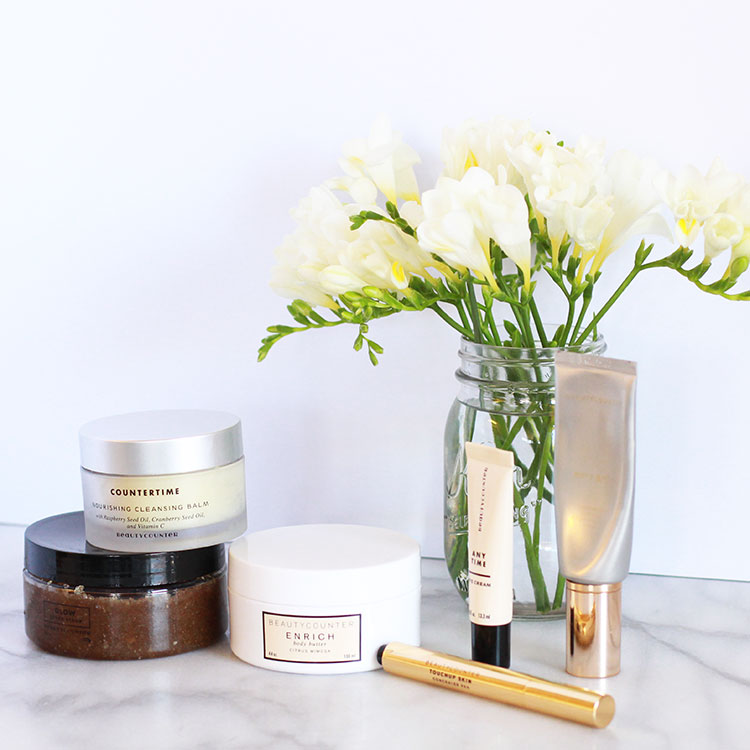 my beautycounter current faves   the love designed life
