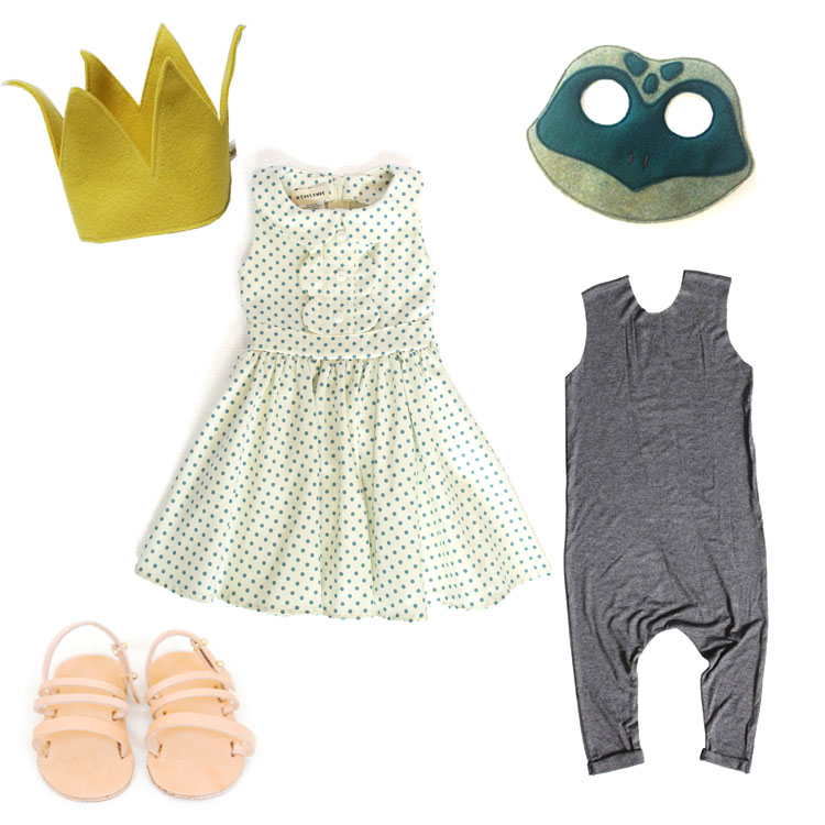 the princess and the frog flatlay | opposite of far storybook series | the love designed life