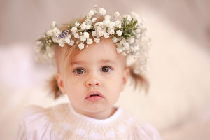 baby's breath + brown eyes | mother + child co. | dream photography studio for the love designed life