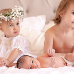 three siblings  mother + child co.   dream photography studio for the love designed life