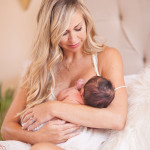 breastfeeding babe |mother + child co. | dream photography studio for the love designed life