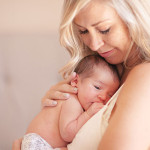 newborn snuggles | mother + child co. | dream photography studio for the love designed life