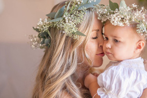 baby cheeks and sweet smells | mother + child co. | dream photography studio for the love designed life