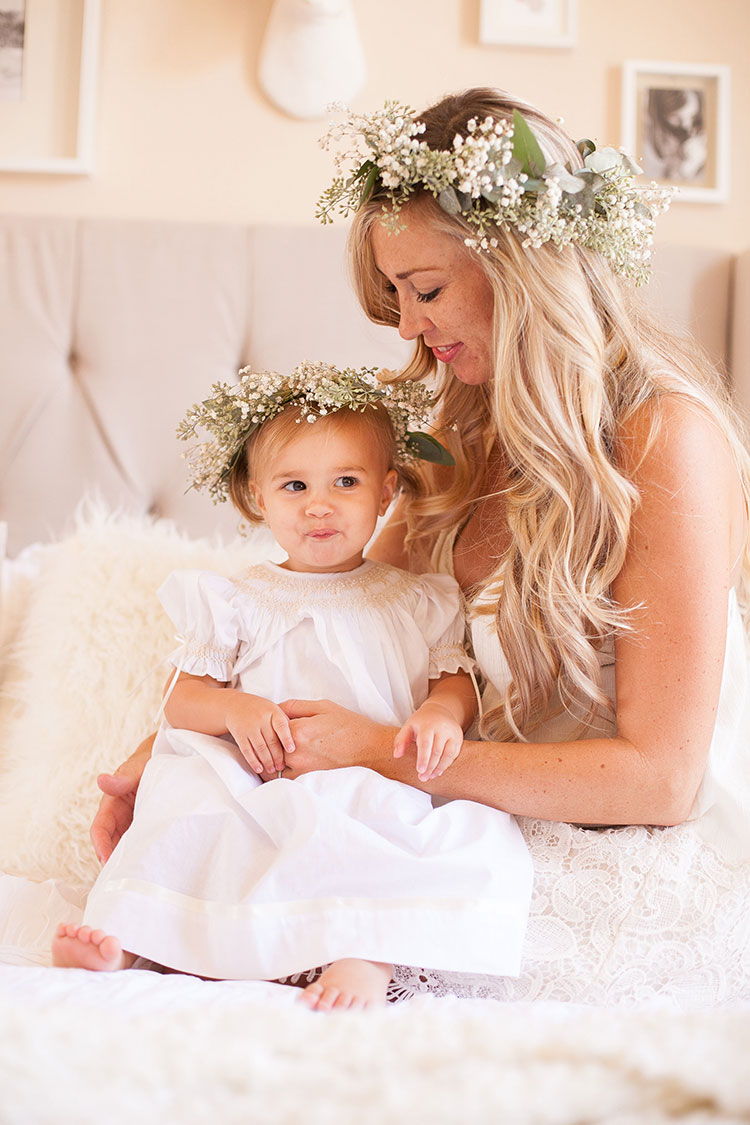sweet and sassy little princess | mother + child co. | dream photography studio for the love designed life
