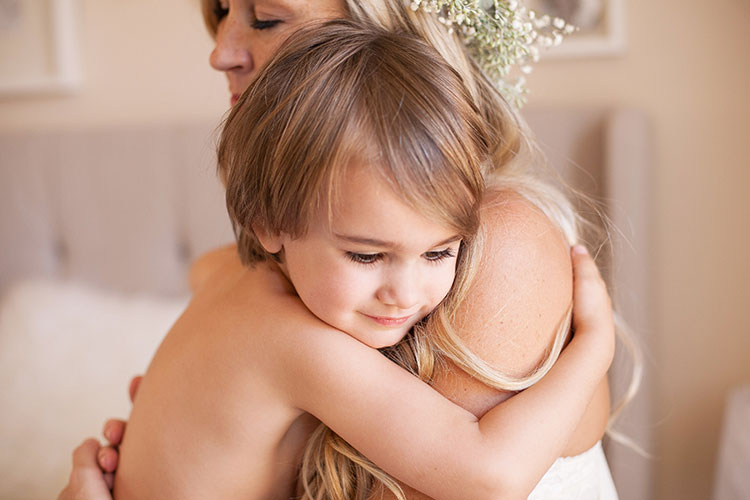 tender hugs from a son | mother + child co. | dream photography studio for the love designed life