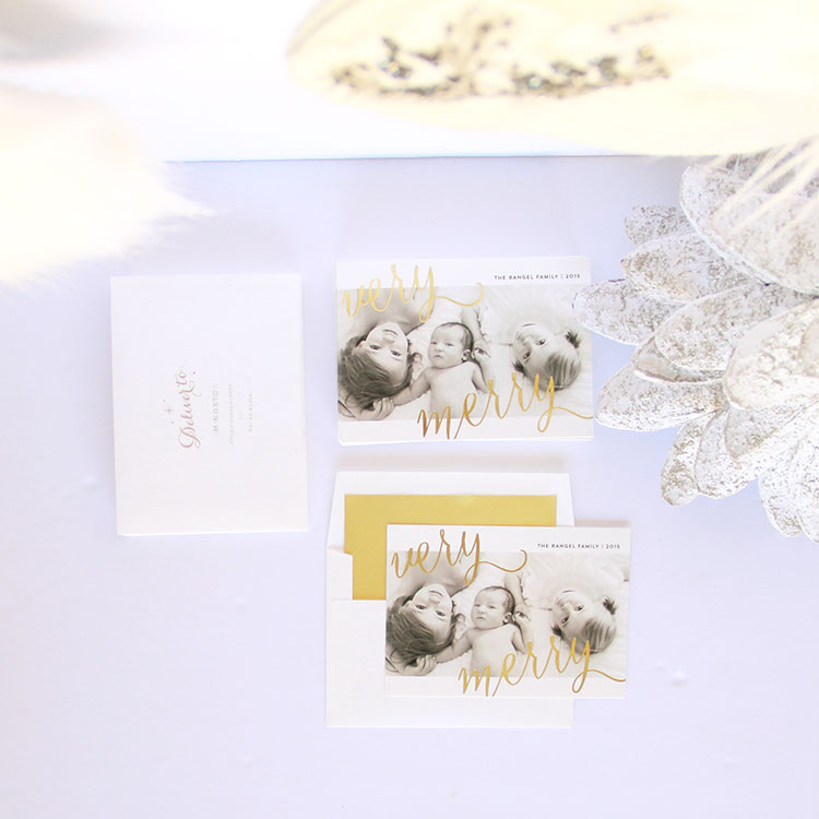 real gold foil and wonderful add-ons from minted | the love designed life