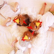 three french hens by opposite of far | the twelve days of christmas giveaways on the love designed life