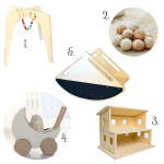 the best minimalist wood toys for last minute christmas shopping | the love designed life
