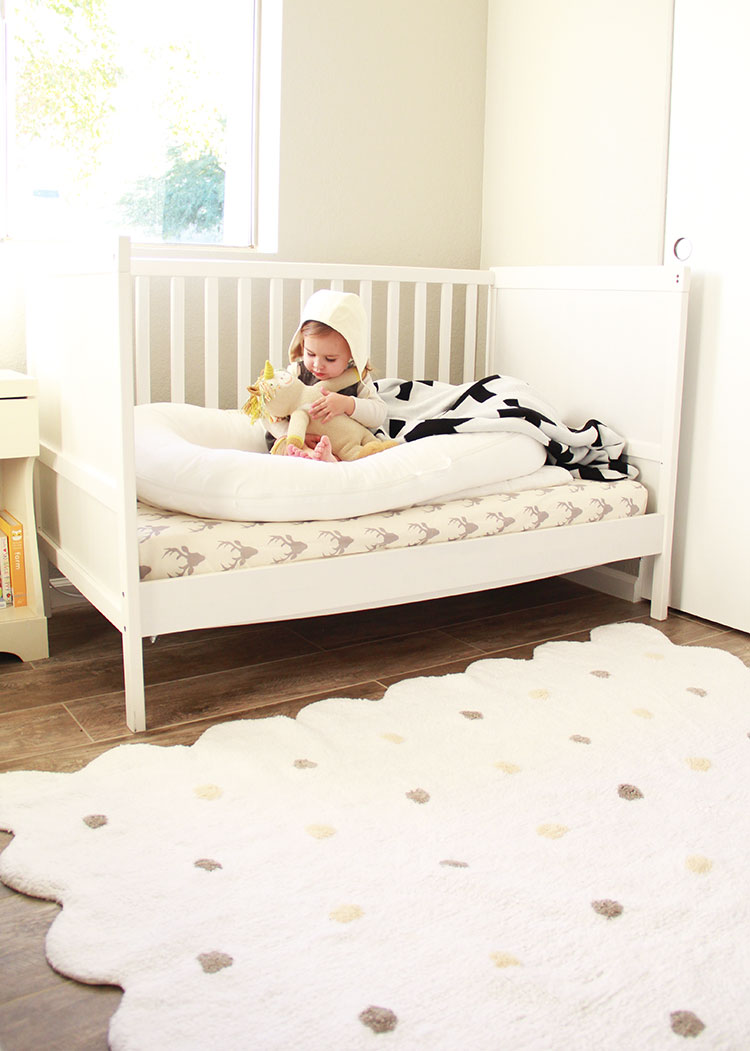 Switching Toddler To Bed From Crib