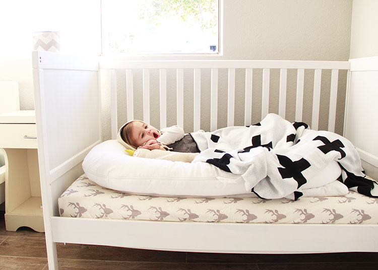 Transitioning To A Big Girl Bed With Dock A Tot The Love Designed Life