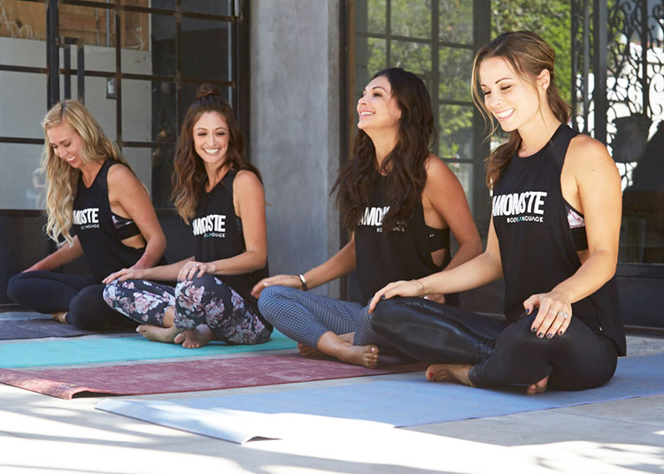 yoga with other moms is healing for the soul | the love designed life