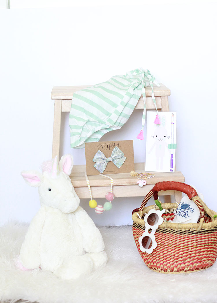 love all these pastel easter [non-treat] goodies, from mostly small handmade shops