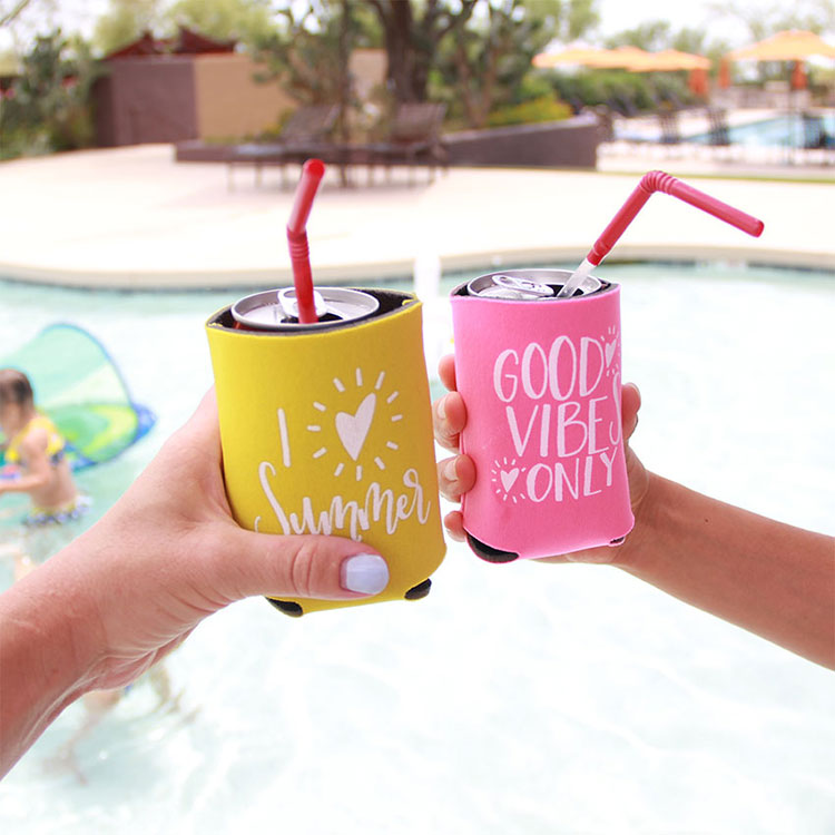 cheers to surviving motherhood with your tribe. note: you must try the champers from a can! | the love designed life