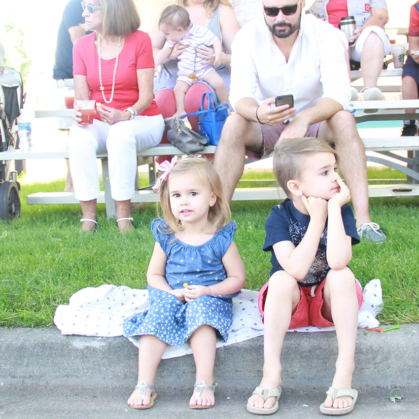 fourth of july parade time | the love designed life