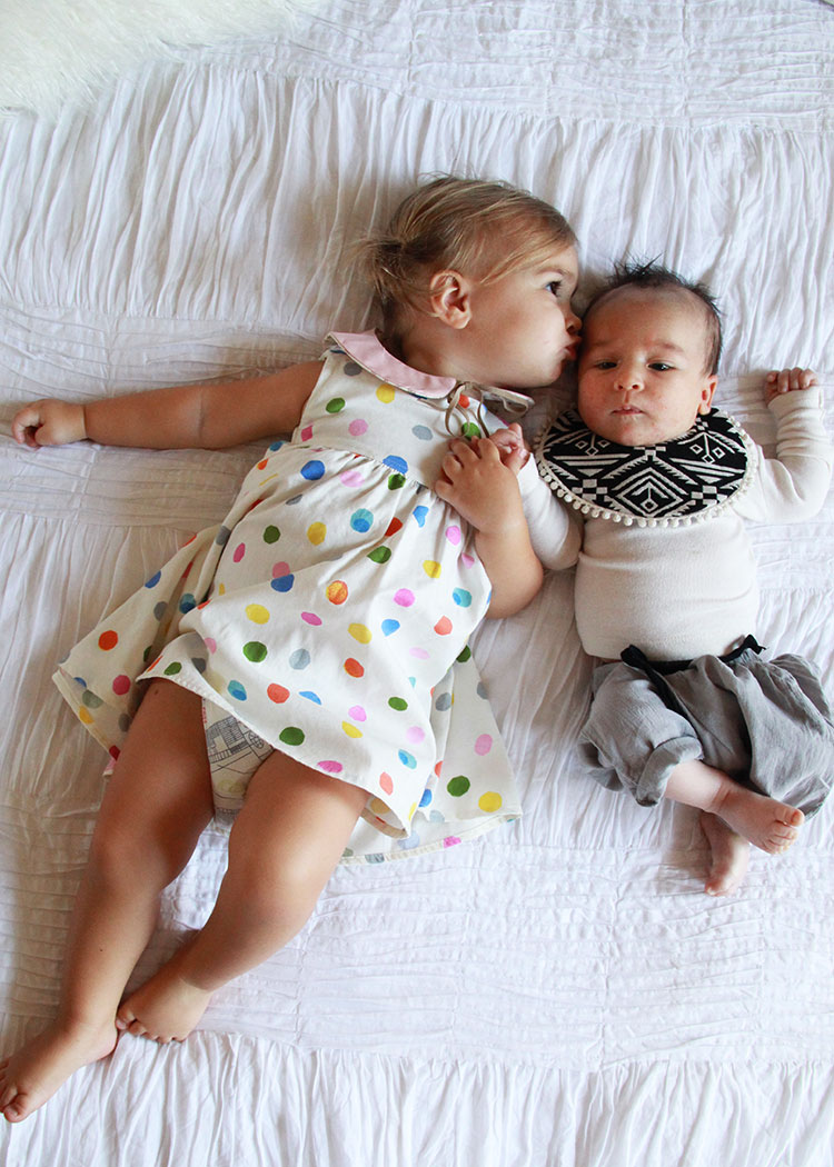 sibling love and a special on billy bibs | the love designed life