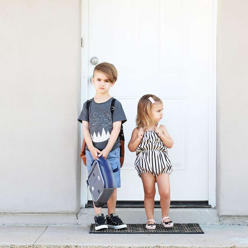 back to school style and a changing of the seasons | the love designed life