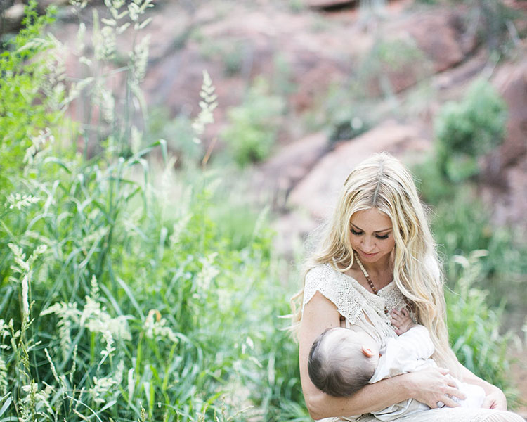 breastfeeding in the wild | the love designed life