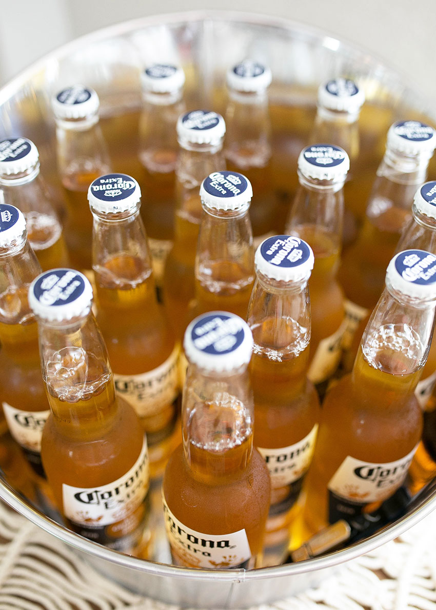 you always need cervezas for a fiesta! | designed by: the love designed life | pc: dream photography studio