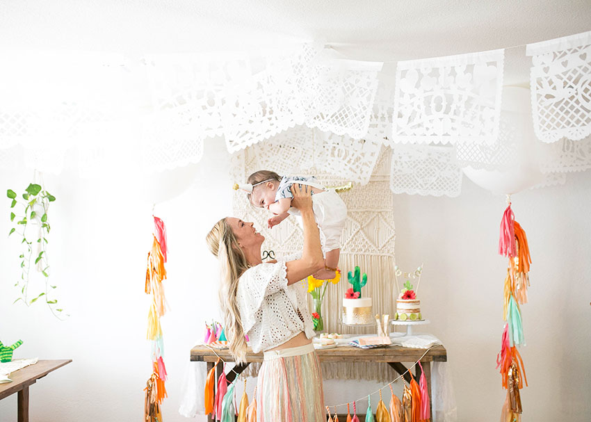 the happiest one year old at his first fiesta!   designed by: the love designed life   pc: dream photography studio