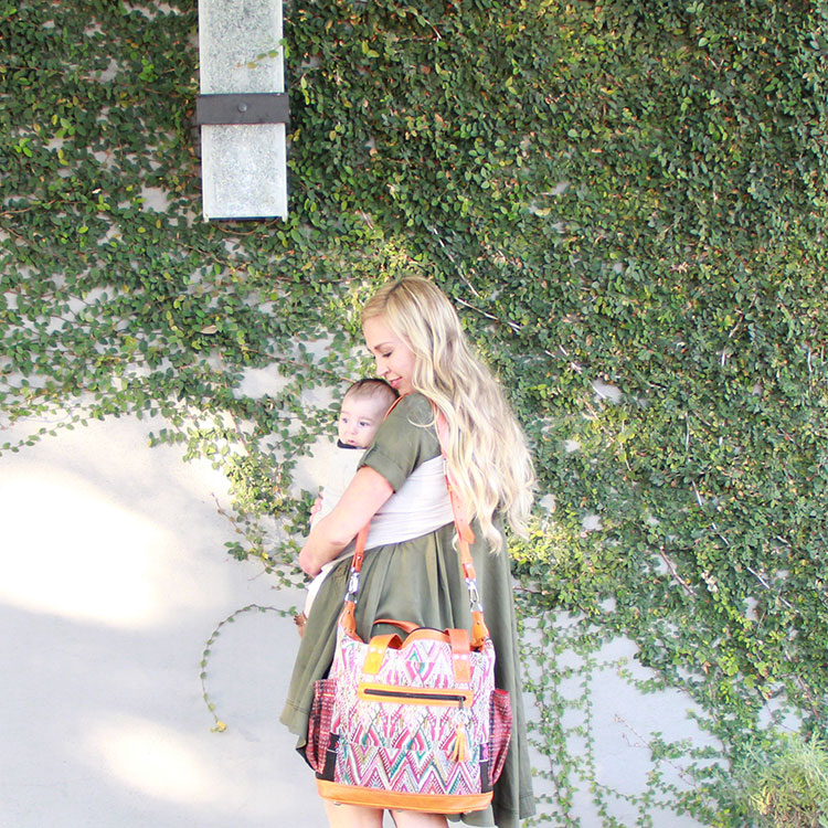 the nena & co day bag | the love designed life
