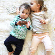 fall jammies and cute natural baby toys   the love designed life