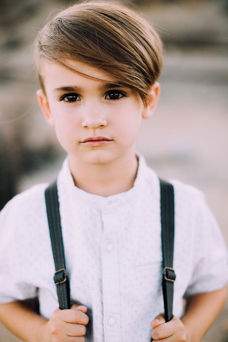 eyes wise before his time. shot by griffith imaging | thelovedesignedlife.com