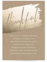 favorite thanksgiving invites on minted   thelovedesignedlife.com