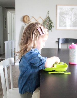 ending the food war with feeding littles | the love designed life