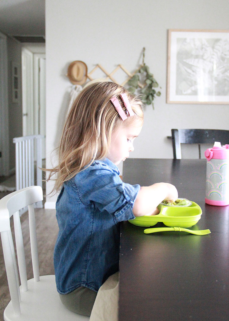 ending the food war with your picky eater | thelovedesignedlife.com