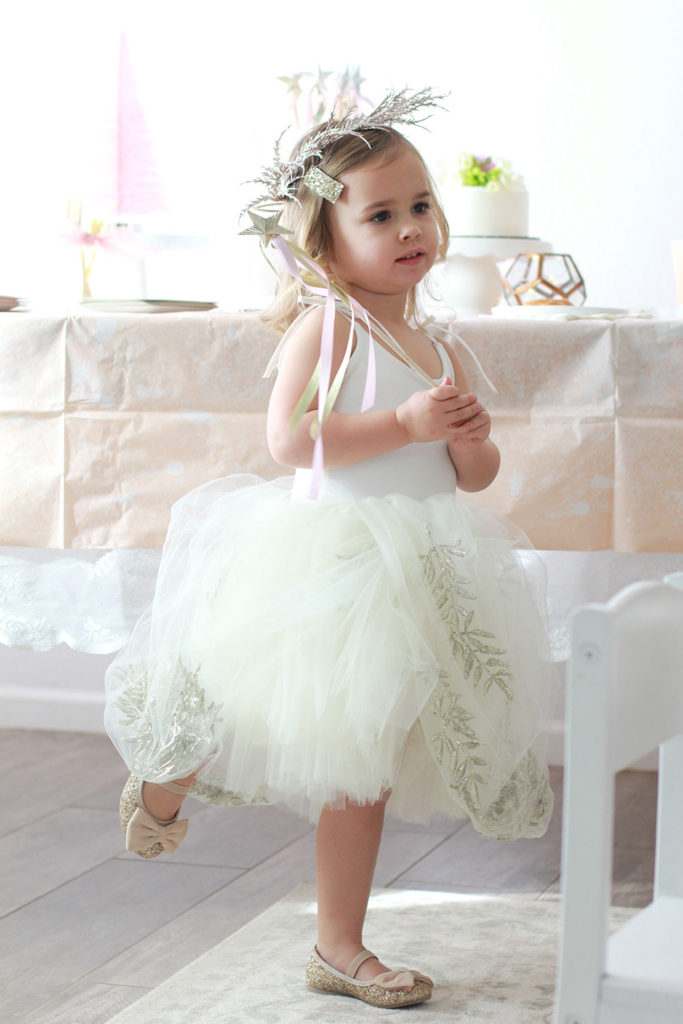 seeetest little girl in her wrare doll tutu dress | black friday deals on thelovedesignedlife.com