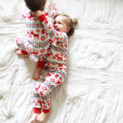matching christmas jammies + cyber monday deals | thelovedesignedlife.com