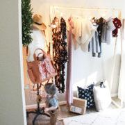 twelve days of giveaways including some boho goodness for mom + babes | thelovedesignedlife.com