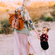 mama and mini desert style | thelovedesignedlife.com