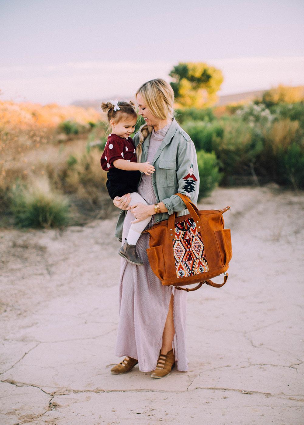 mama + mini style goals   thelovedesignedlife.com