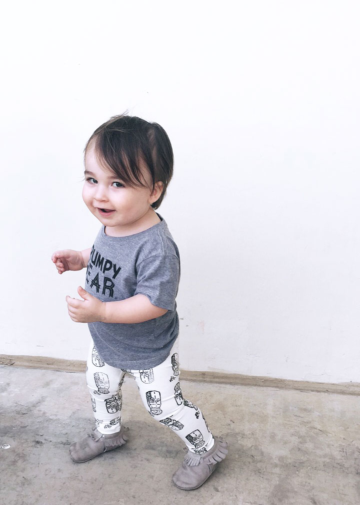 silly boy always running away from me | thelovedesignedlife.com