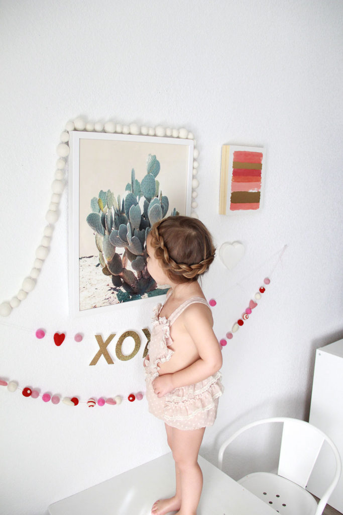 checking out our new cactus from @minted   thelovedesignedlife.com
