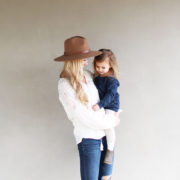 love styled with my sweet girl | thelovedesignedlife.com