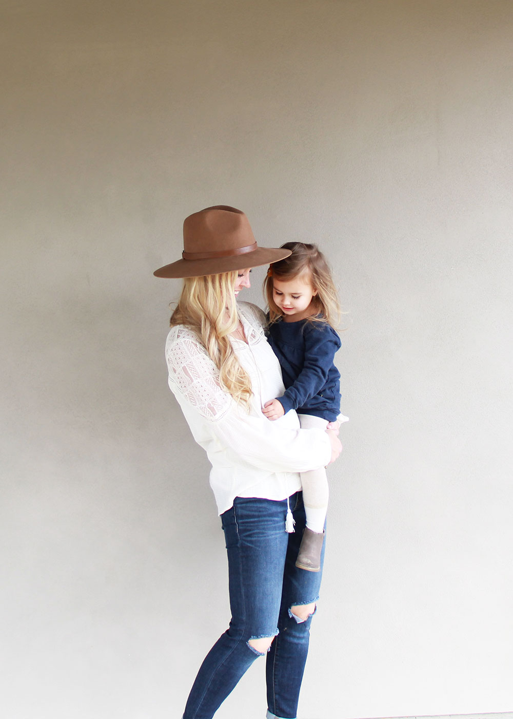 love styled with my sweet girl   thelovedesignedlife.com