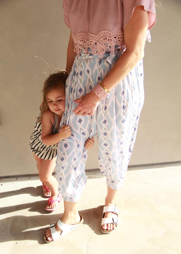 how to survive [temporary] single parenting | thelovedesignedlife.com