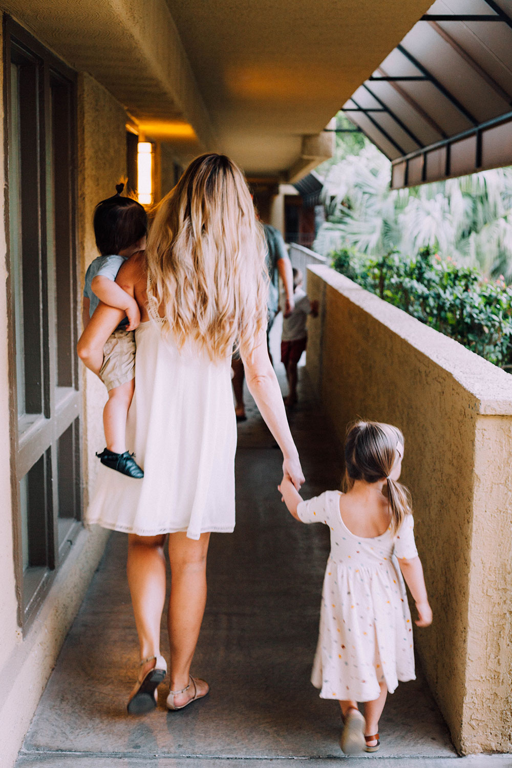 on our way to dinner at the pointe hilton squaw peak resort | thelovedesignedlife.com