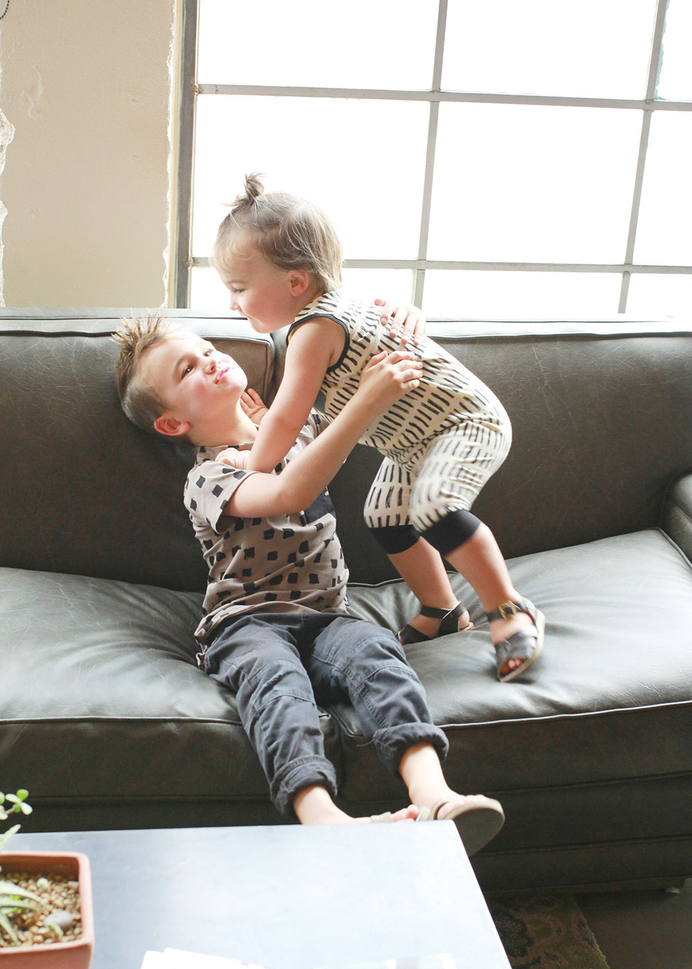 brotherly love and weekend mini style | thelovedesignedlife.com