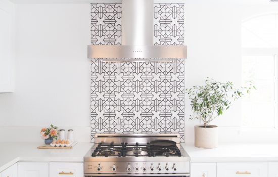 my modern bohemian kitchen inspo via pinterest | thelovedesignedlife.com
