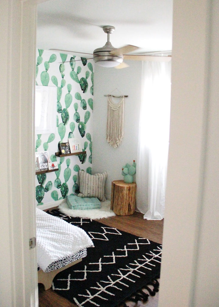 a peek inside my boys' shared big boy room | thelovedesignedlife.com