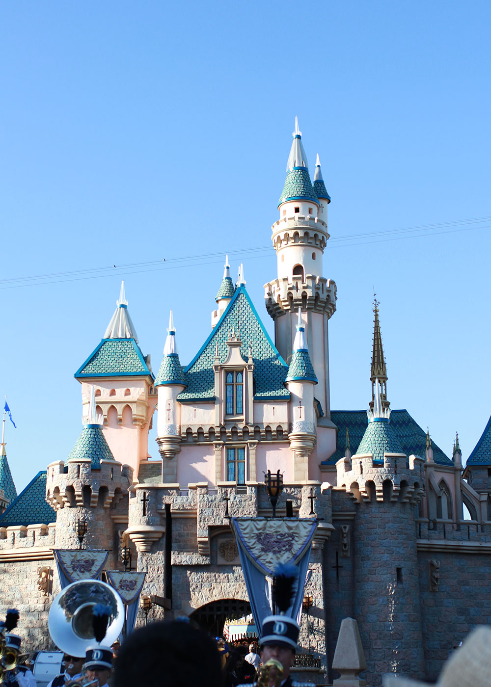 the magical world of disneyland with 3 kids ages 6 and under | thelovedesignedlife.com